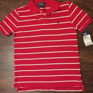 NWT Polo By Ralph Lauren Polo Shirt Size 6